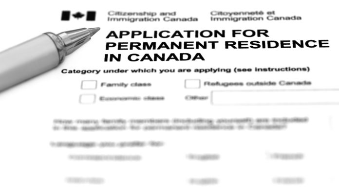 Biometrics Exemption for Certain Canada Permanent Residence Applicants