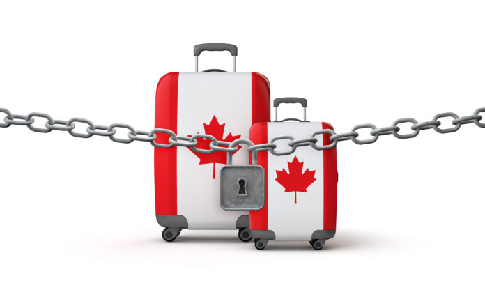 Canada Adds Another Month to COVID-19 International Travel Restrictions