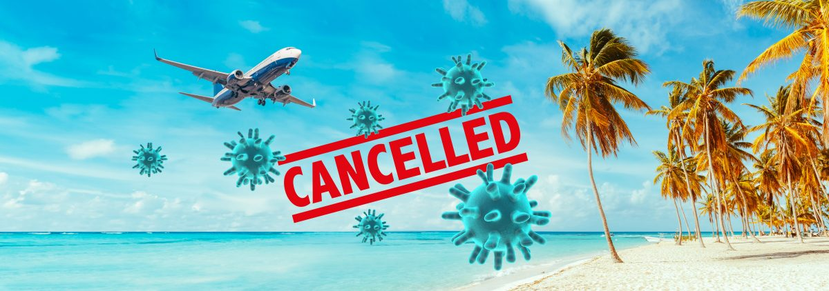 New Canada COVID-19 Restrictions See Flights To Mexico and Caribbean Cancelled