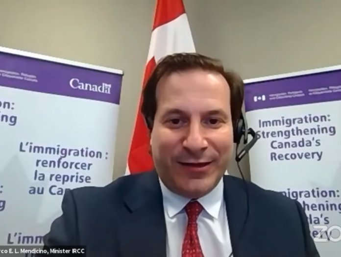 Watch: Canada Immigration Minister Goes Live To Discuss New Permanent Residence Pathways